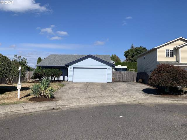 204 SE 5TH Cir, Battle Ground, WA 98604 (MLS #21010147) :: Holdhusen Real Estate Group