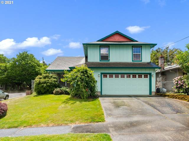 6806 N Armour St, Portland, OR 97203 (MLS #21010215) :: The Pacific Group