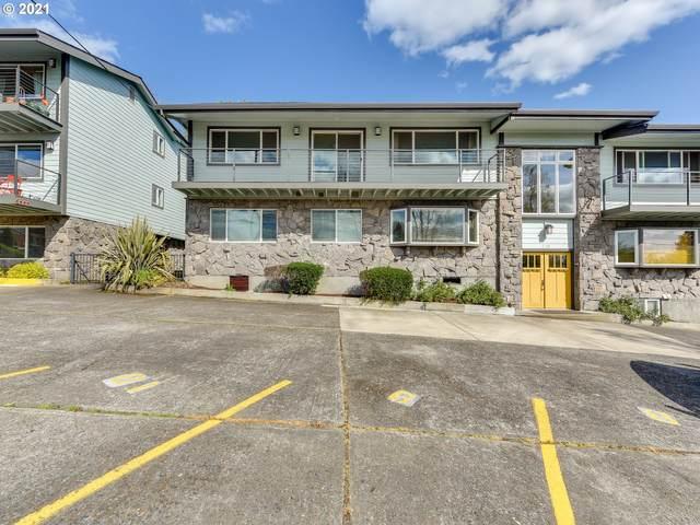 5715 NE Sacramento St #8, Portland, OR 97213 (MLS #21010874) :: Premiere Property Group LLC