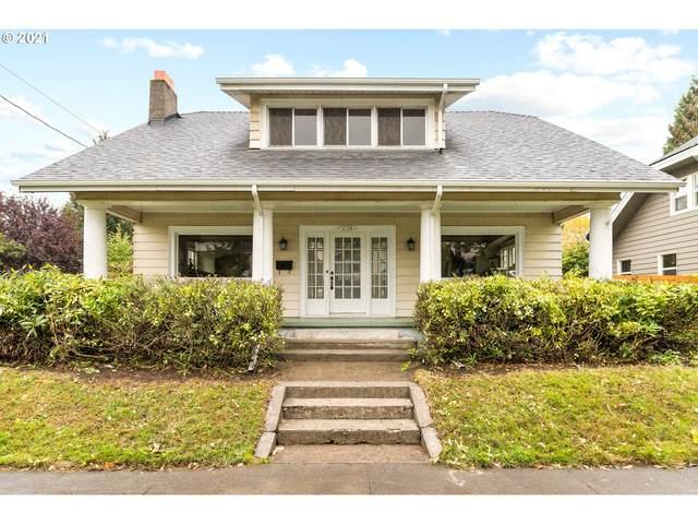 2104 N Watts St, Portland, OR 97217 (MLS #21011435) :: The Haas Real Estate Team