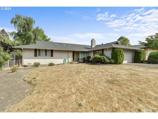 13295 SW Glenhaven St, Beaverton, OR 97005 (MLS #21011462) :: Next Home Realty Connection