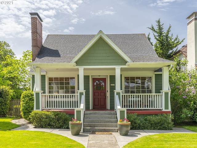 2047 SE Ladd Ave, Portland, OR 97214 (MLS #21011485) :: Next Home Realty Connection