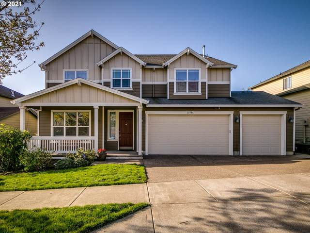 12996 SW Hazelcrest Way, Tigard, OR 97224 (MLS #21011638) :: Premiere Property Group LLC