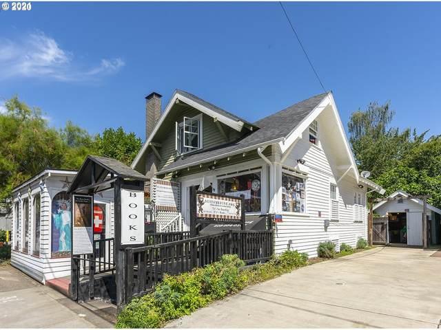 1405 SE Tacoma St, Portland, OR 97202 (MLS #21012183) :: Song Real Estate