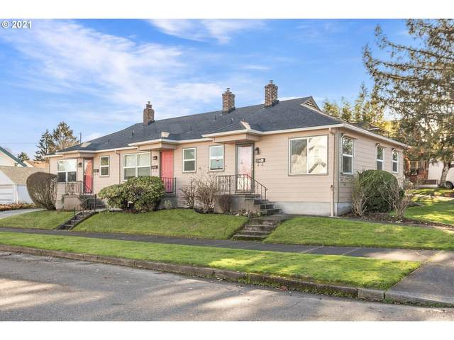 128 N Saratoga St, Portland, OR 97217 (MLS #21012256) :: Song Real Estate