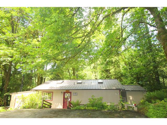 10265 Ridge View Ter, Birkenfeld, OR 97016 (MLS #21012293) :: McKillion Real Estate Group