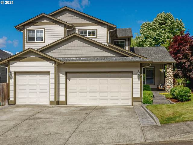 14100 NW 27TH Ave, Vancouver, WA 98685 (MLS #21012524) :: Beach Loop Realty