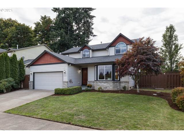 14539 SE Christina Ct, Clackamas, OR 97015 (MLS #21012546) :: Reuben Bray Homes