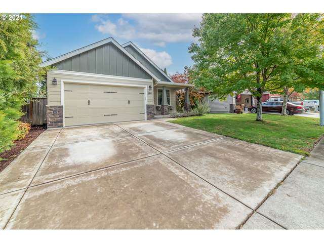 168 SW Quince St, Junction City, OR 97448 (MLS #21012594) :: The Haas Real Estate Team