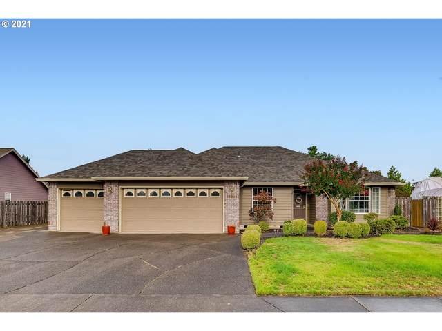 19425 Vincent Dr, Oregon City, OR 97045 (MLS #21012595) :: Fox Real Estate Group