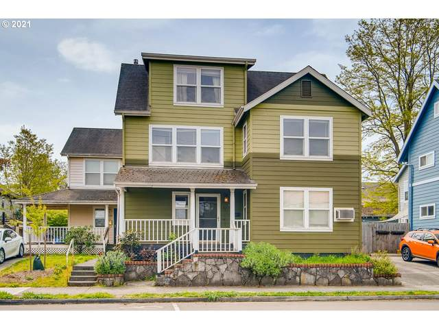 420 NE Roselawn St, Portland, OR 97211 (MLS #21012826) :: Next Home Realty Connection