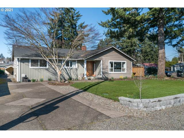 1043 N Pine St, Canby, OR 97013 (MLS #21012855) :: Song Real Estate