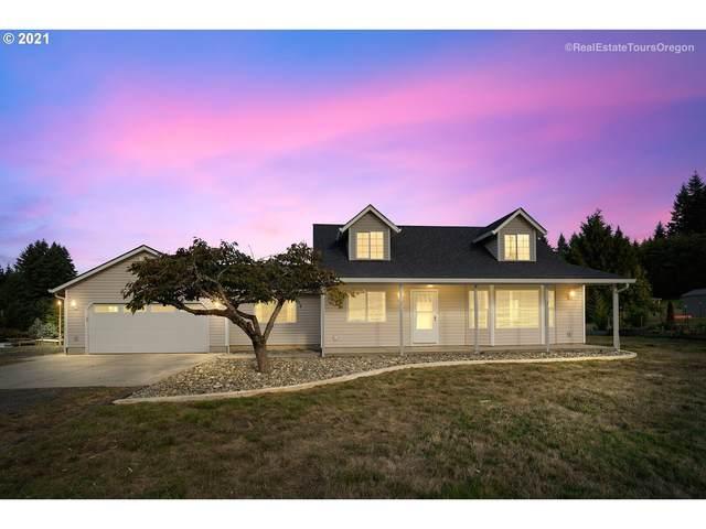 42017 NE Dobler Hill Rd, Woodland, WA 98674 (MLS #21012920) :: Gustavo Group