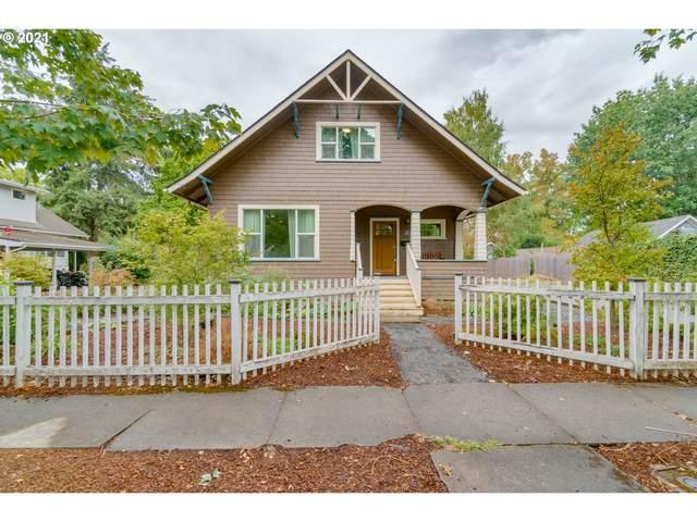 515 S School St, Newberg, OR 97132 (MLS #21012958) :: Real Estate by Wesley