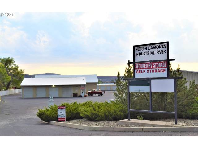 805 NW Warehouse Way, Prineville, OR 97754 (MLS #21013597) :: The Liu Group