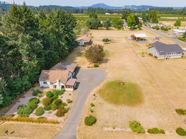 85528 Dilley Rd, Eugene, OR 97405 (MLS #21013670) :: Holdhusen Real Estate Group