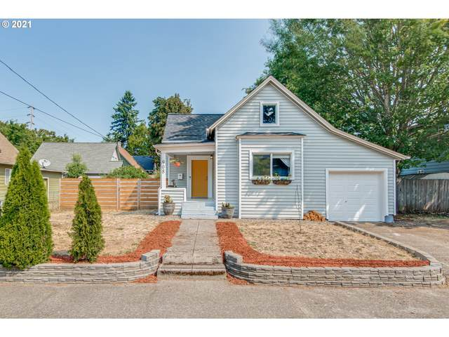 908 W 17TH St, Vancouver, WA 98660 (MLS #21013700) :: Fox Real Estate Group