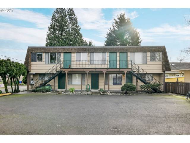1525 SE 49TH Ave, Portland, OR 97215 (MLS #21013757) :: The Pacific Group