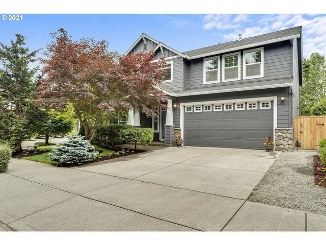 2002 NE 185TH Ave, Vancouver, WA 98684 (MLS #21013785) :: Fox Real Estate Group