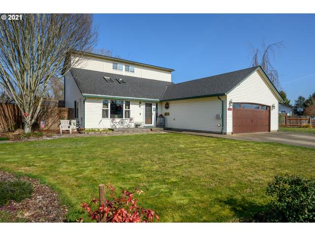 2115 SW Tamarack St, Mcminnville, OR 97128 (MLS #21013865) :: Townsend Jarvis Group Real Estate