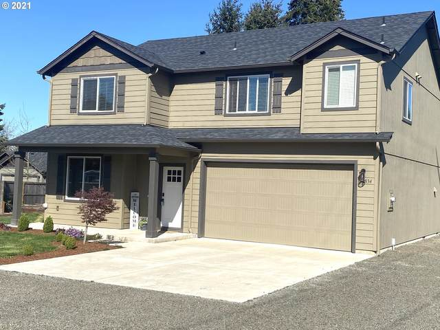 90834 Alvadore Rd, Junction City, OR 97448 (MLS #21013907) :: RE/MAX Integrity