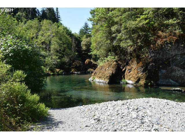 Lobster Creek Rd, Agness, OR 97406 (MLS #21014519) :: Cano Real Estate