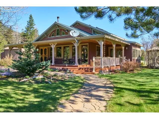 64910 Fir Rd, Lostine, OR 97857 (MLS #21014793) :: Fox Real Estate Group