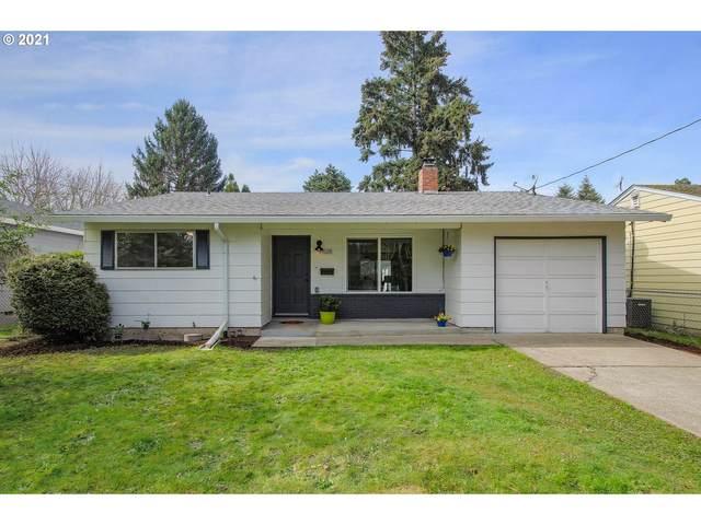 9828 N Leonard St, Portland, OR 97203 (MLS #21015142) :: Stellar Realty Northwest