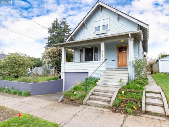 7822 SE Hawthorne Blvd, Portland, OR 97215 (MLS #21015229) :: RE/MAX Integrity