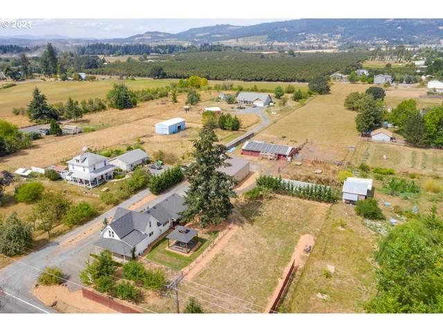 24515 NE Highway 240, Newberg, OR 97132 (MLS #21015290) :: Fox Real Estate Group