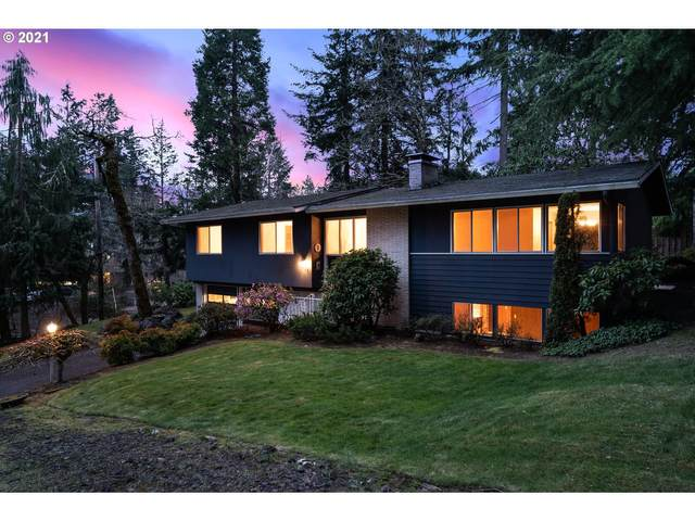 1931 Mapleleaf Ct, Lake Oswego, OR 97034 (MLS #21015372) :: Brantley Christianson Real Estate