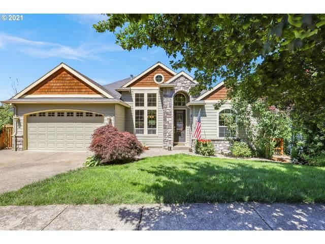 16213 Oak Valley Dr, Oregon City, OR 97045 (MLS #21015762) :: McKillion Real Estate Group