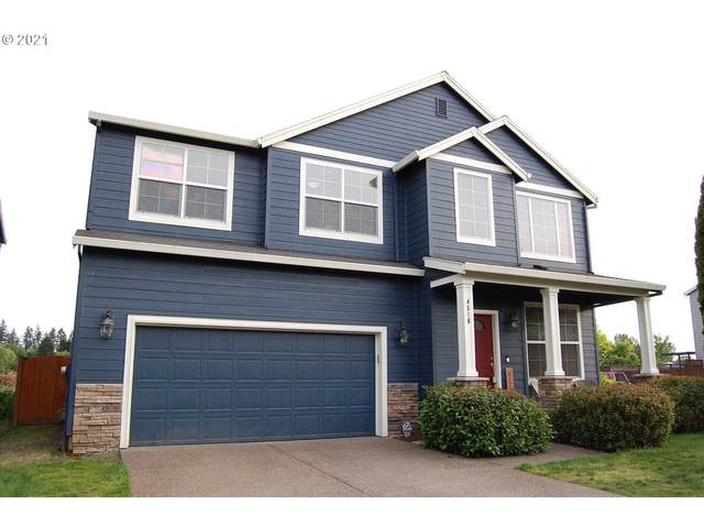 4518 SE Oakhurst St, Hillsboro, OR 97123 (MLS #21015855) :: Fox Real Estate Group