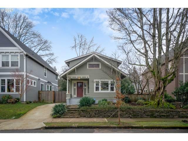 3654 SE Nehalem St, Portland, OR 97202 (MLS #21016115) :: Lux Properties