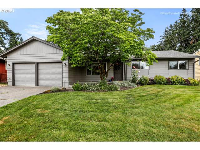 1380 NW 130TH Ave, Portland, OR 97229 (MLS #21016444) :: The Pacific Group