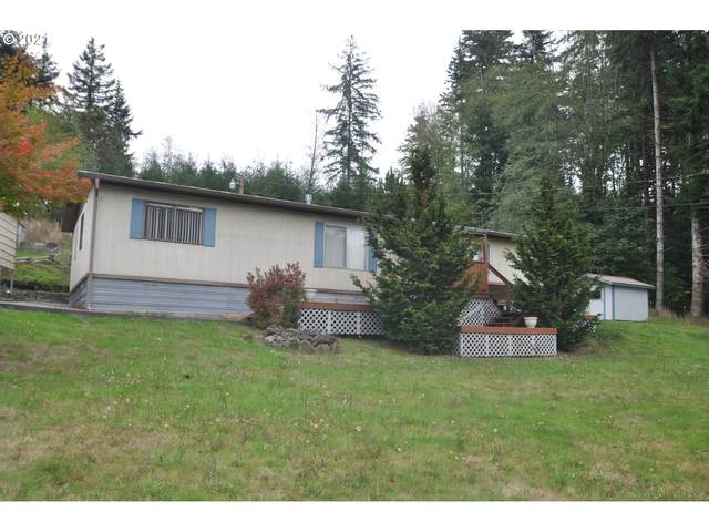 74234 Lost Creek Rd, Clatskanie, OR 97016 (MLS #21016887) :: Next Home Realty Connection