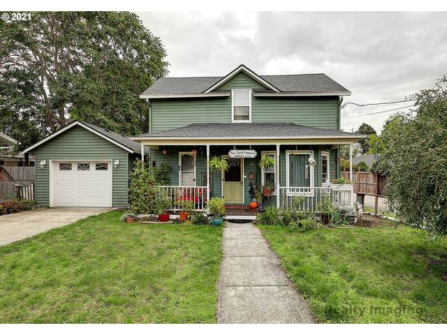 435 W Gloucester St, Gladstone, OR 97027 (MLS #21017057) :: Real Tour Property Group