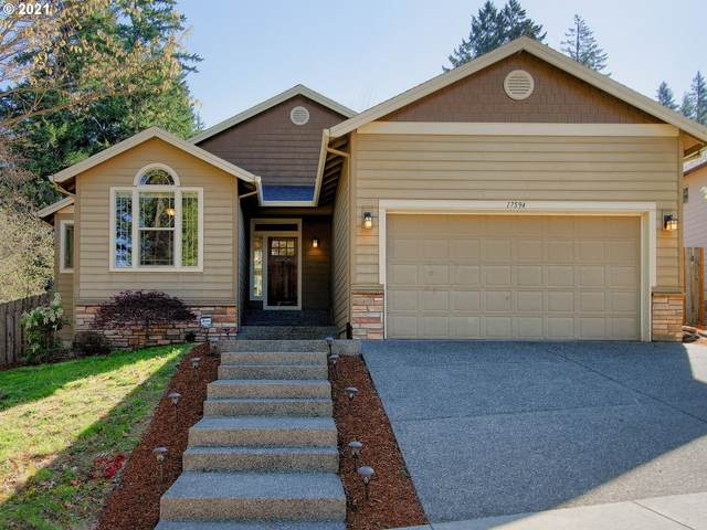 17594 Constable Ave, Sandy, OR 97055 (MLS #21017172) :: The Haas Real Estate Team