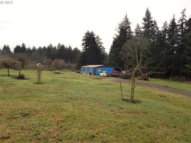 36101 S Sawtell Rd, Molalla, OR 97038 (MLS #21017327) :: Lux Properties