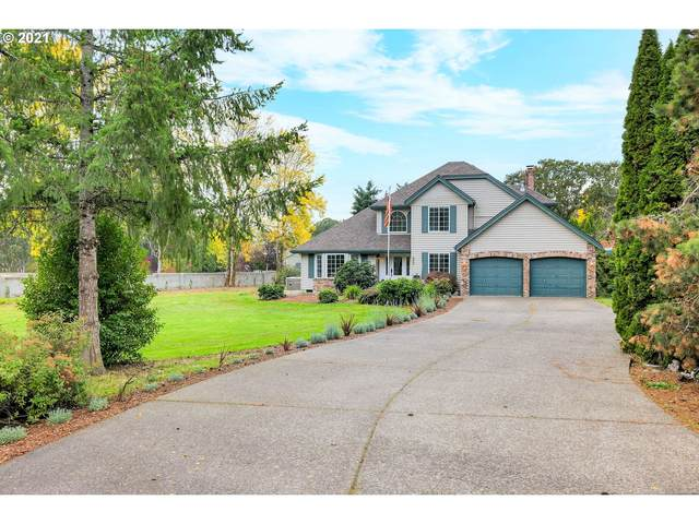 4308 NE Robin Ct, Newberg, OR 97132 (MLS #21017493) :: Premiere Property Group LLC