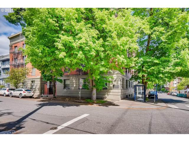 2109 NW Irving St NW #204, Portland, OR 97210 (MLS #21017538) :: Gustavo Group