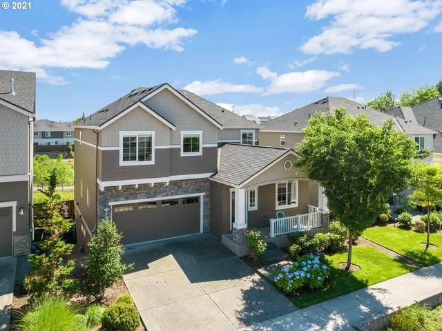15970 NW Rossetta St, Portland, OR 97229 (MLS #21017718) :: Brantley Christianson Real Estate