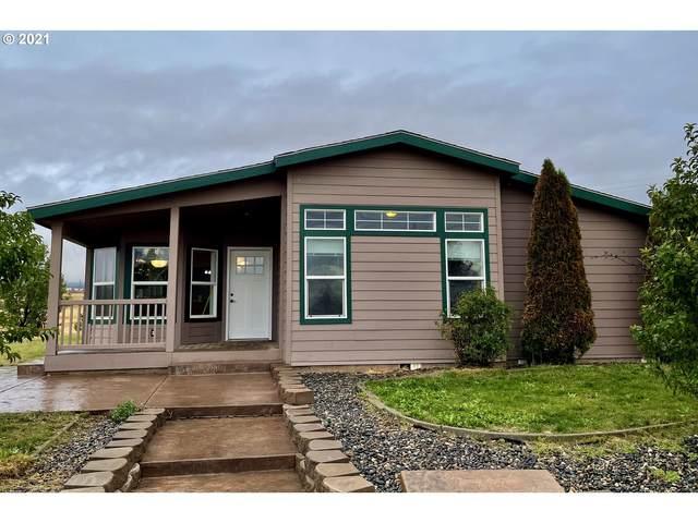 325 Fish Hatchery Rd, Goldendale, WA 98620 (MLS #21018223) :: Change Realty