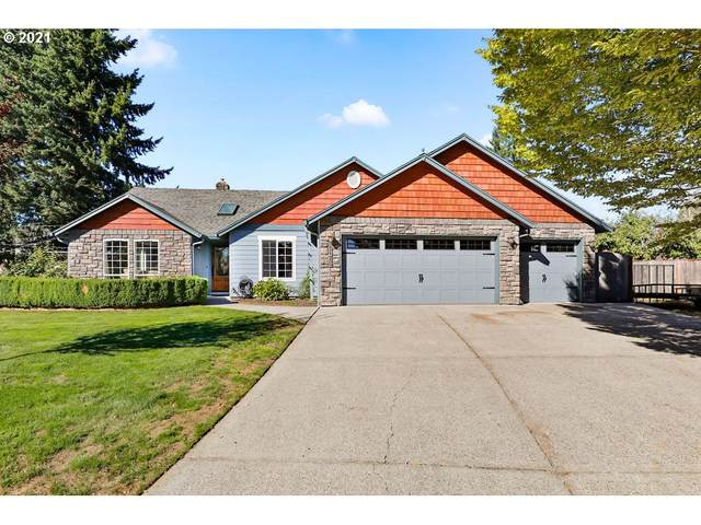 9420 NE 151ST Ct, Vancouver, WA 98682 (MLS #21018245) :: Townsend Jarvis Group Real Estate
