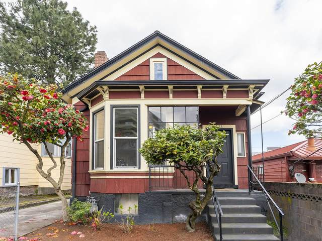 623 SW Sherman St, Portland, OR 97201 (MLS #21018510) :: Holdhusen Real Estate Group