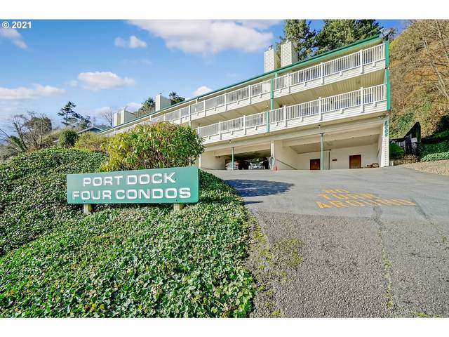 1306 S Pine St #7, Newport, OR 97365 (MLS #21018575) :: Beach Loop Realty