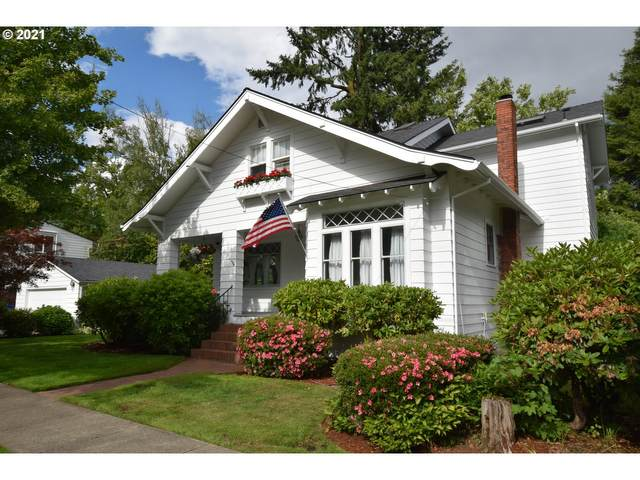 280 Richmond Ave, Salem, OR 97301 (MLS #21018641) :: Townsend Jarvis Group Real Estate