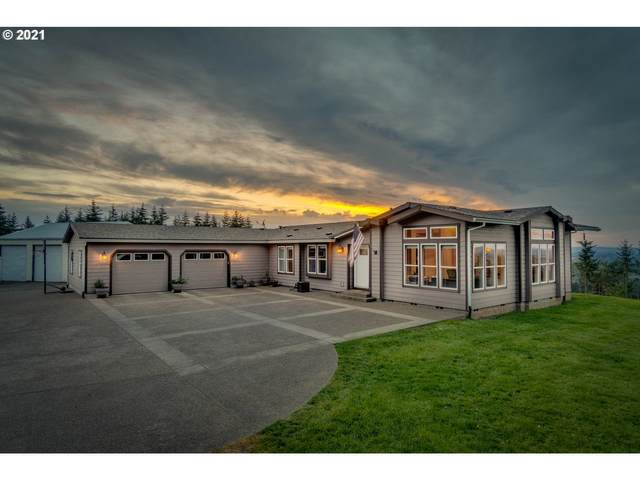 14545 S Leabo Rd, Molalla, OR 97038 (MLS #21018739) :: Lux Properties