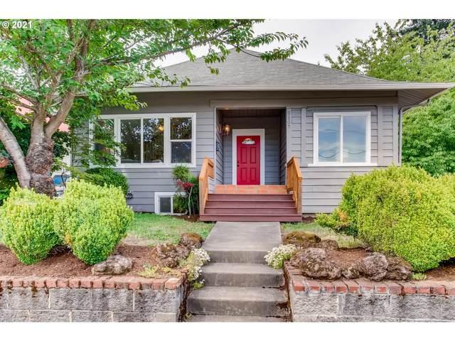 5507 N Harvard St, Portland, OR 97203 (MLS #21018759) :: Townsend Jarvis Group Real Estate