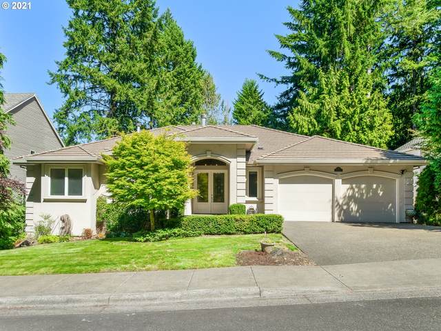 9206 SW 169TH Ave, Beaverton, OR 97007 (MLS #21018797) :: The Liu Group